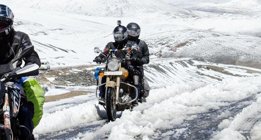 Rouler à moto l'hiver : comment faire ?