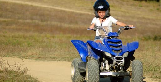 Le quad idéal pour un enfant