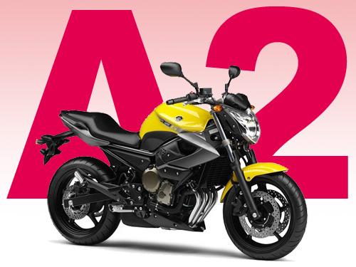 Permis A2 : quel type de moto choisir ?